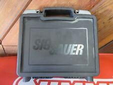 Sig Sauer 1911 Factory Plastic Pistol Gun Case/Box #1