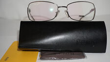 802bc06b1e2 FENDI RX Eyeglasses New Authentic Golden Sage F959 54 16 756 135