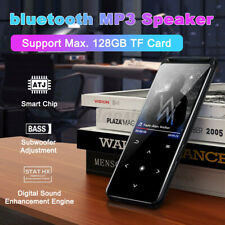 Portable bluetooth MP3 MP4 Music Player Lossless FM Radio Voice Touch Screen US