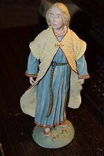 "Duncan Royale Santa Ii Frau Holda 12"" Figurine Booklet Box 06179/10000"