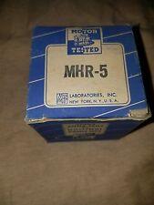 NOS 6V Horn Relay w/ resistor 47-48 Frazer Kaiser Switch 202247  202247 MHR-5