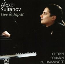 Alexei Sultanov - Live in Japan [New CD]