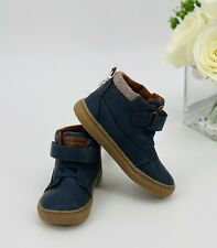 NEW⚡️Toddler Boy Field Boots Size 9 Shoes Dress Sneakers Navy Cat & Jack