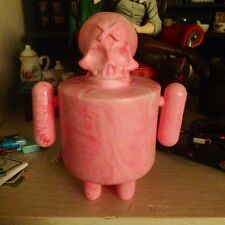 Flawtoys Android Cast Another World Pink Marble Resin Figure