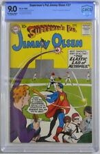 Superman's Pal JIMMY OLSEN 36 CGC 8.5 DC 1959 2nd App ELASTIC LAD 2nd Highest