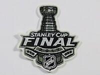 2017 NHL STANLEY CUP FINALS COMMEMORATIVE PATCH PREDATORS VS PENGUINS # 92