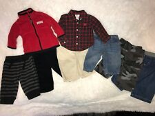 Ralph Lauren Carter's Boy's Lot of 8 Pieces Excellent Condition Size 3 Month