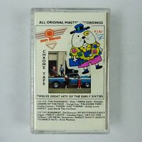 Sock Hoppin Sixties 12 Party Rock Hits Cassette Various Artists