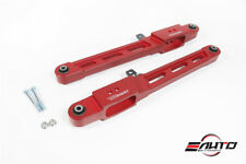 TruHart 2pc Aluminum Rear Lower Control Arm for Honda CRV CR-V 97-01 RD1 RD3 Red