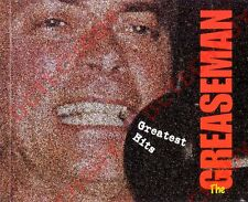 GREASEMAN GREATEST HITS VOL 1-2-3 CDs & AUTOGRAPHED PHOTO - LIGHTNING-FAST SHIP