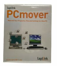 2006 Laplink PCmover includes USB LapLink Cable & FILEMOVER software -New/Sealed