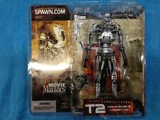 T-800 Endoskeleton - McFarlane Movie Maniacs 5 Action Figure - T2 Terminator