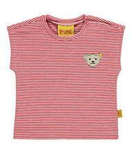 17 - Raide Springtime chemise,rouge rayé gr. 104-110