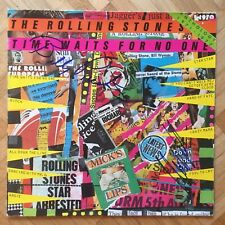 The Rolling Stones Signed Vinyl LP Autogramm