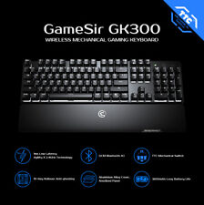 Gamesir Wireless Mechanical Gaming Keyboard Bluetooth Backlit For PC Mac Android