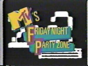 MTV Friday Night Party Zone Martha Quinn Alan Hunter Music Videos DVD Bowling