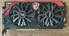 msi v277 graphics card radeon used working