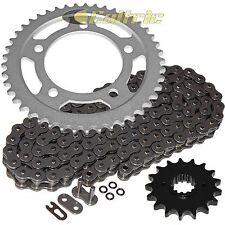 O-Ring Drive Chain & Sprockets Kit For HONDA CBR1100XX Super Blackbird 1997-2007
