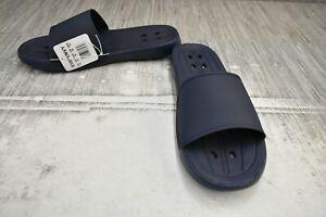 **Skechers Crossbay 51811 Slide Sandal, Men's Size 12M, Navy NEW
