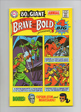 Brave And The Bold Annual #1 - Reprint - (Grade 9.2) 2001