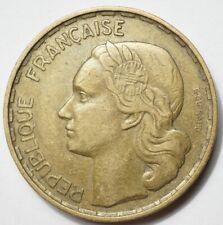 IVème REPUBLIQUE : ASSEZ RARE 50 FRANCS GUIRAUD 1958