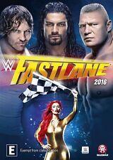 Sports DVD: 4 (AU, NZ, Latin America...) Wrestling E DVD & Blu-ray Movies
