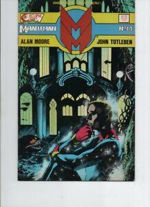 Miracleman #14 (ECLIPSE 1988) Alan Moore /john totleben--VF+