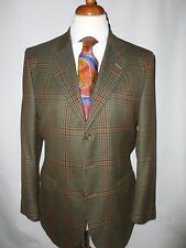 BLADEN  PURE WOOL TWEED JACKET SIZE  UK  40R  MADE IN ENGLAND