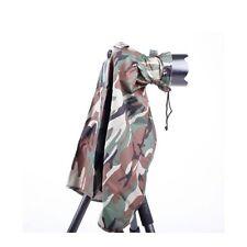 Custodia Cover Copertura Antipioggia Mimetica Slr Camouflage Raincover Reflex