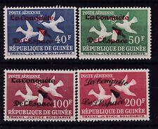 GUINEE Poste Aerienne N° 22/25 Neuf **