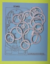 1978 Stern Stars pinball rubber ring kit
