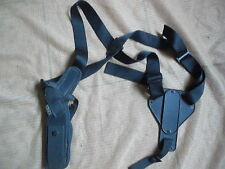 ORIGINAL uncle mikes USA sidekick SHOULDER HOLSTER dirty harry style COP SWAT
