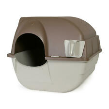 Roll 'n Clean Self Cleaning Cat Litter Box (Regular), Sealed Item! Save Time