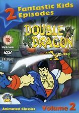 Double Dragon - Vol. 2 - New DVD (Animated Cartoon)
