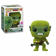Funko Pop Television Masters of The Universe 568 Moss Man Flocked Toys R US