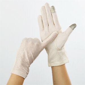 Women's Outdoor Summer Touch Driving Gloves