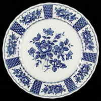 Myott Staffordshire MELODY BLUE Dinner Plate 409968