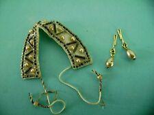 Vintage Doll Pearl Collar Jewelry Madame Alexander Cissette Little Miss Revlon