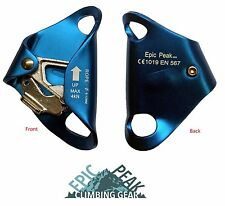 Epic Peak Climbing Chest Ascender Abdominal for Vertical Rope Climbing w/Decal