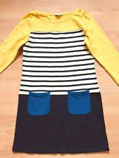 BODEN Hotchpotch Jersey cotton dress  8R  NEW .  WH767,, wow