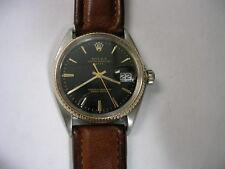 Genuine vintage 1969 Rolex 1500 men's watch for restoration