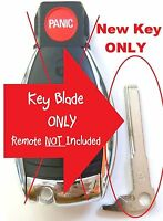 Uncut Emergency Key Blade Insert Mercedes Benz keyless remote IYZ 3317 keyfob