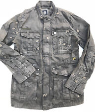 EUC RRP $389 Womens G-Star Raw 'LEGION TROOPER JKT WMN' Camouflage Jacket M