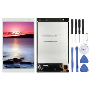 For Lenovo Tab 4 Plus 8704X LCD Replacement Display Digitizer Touch WHITE