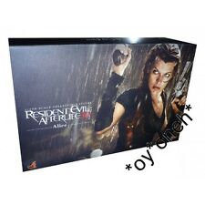 Hot Toys MMS139 Resident Evil BioHazard Afterlife Alice Milla Jovovich 3D Figure