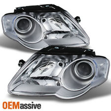 2006-2010 Volkswagen Passat  Projector Headlights Left + Right Head Lamps