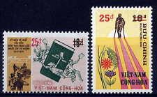 VIETNAM, SOUTH Sc#482-3 1974 Overprints MNH