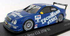 Minichamps 1/43 Scale diecast 400 013110 Mercedes CLK Coupe DTM 01 P Huisman