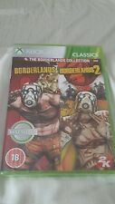 Xbox 360 The Borderlands Collection Nuevo y Sellado