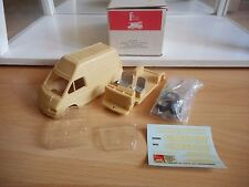 Model Resin Kit Mini Vehicles Renault Trafic Cellule Mobile on 1:43 in Box